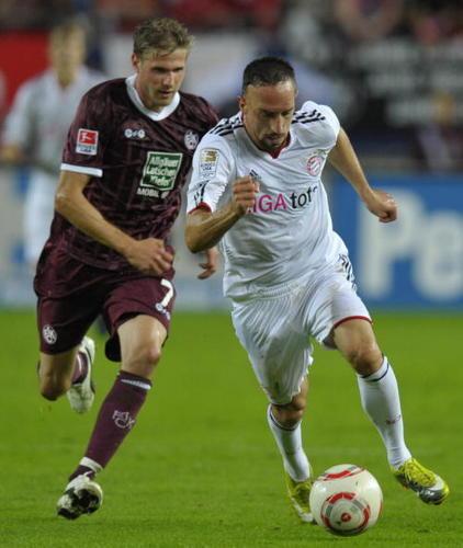 FC Kaiserslautern (2) vs Bayern München (0)