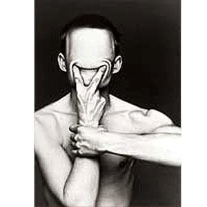 Zufällig Hintergrund titled Faceless Smile