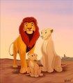 Family - the-lion-king fan art