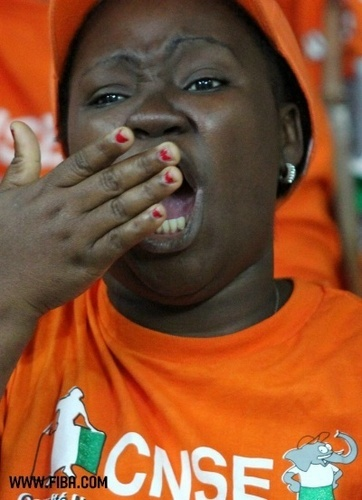 fans (Cote d'Ivoire)