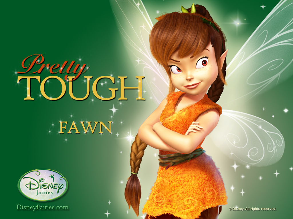 Disney Fairies and Pixie Hollow images Fawn HD wallpaper ...