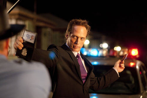 Fichtner in Drive Angry 3D