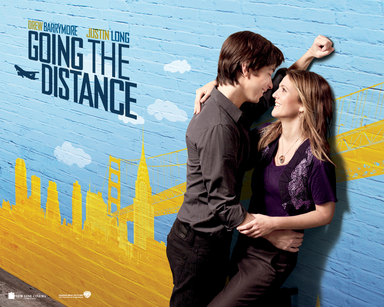 comedy Love Wallpaper : Romantic comedy images Going the Distance HD wallpaper and background photos (15130989)