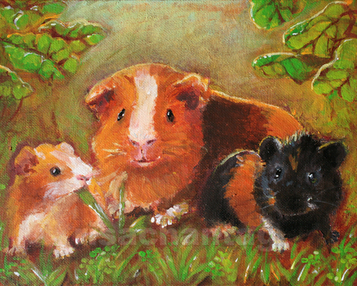 Guinea Pigs wallpaper called Guinea Pigs