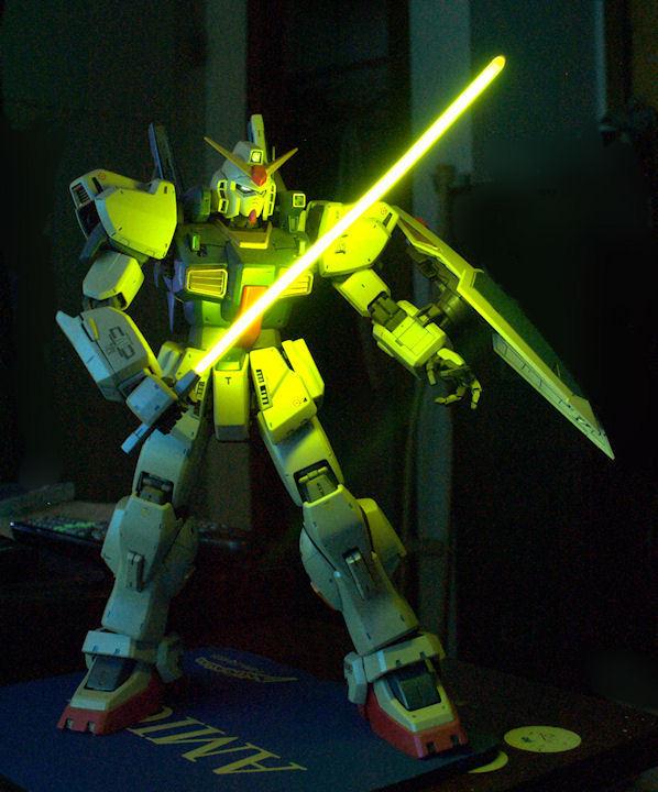 Gundam Mk2 Beam Saber