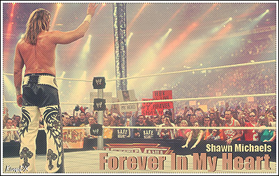 HBK Forever In My Heart