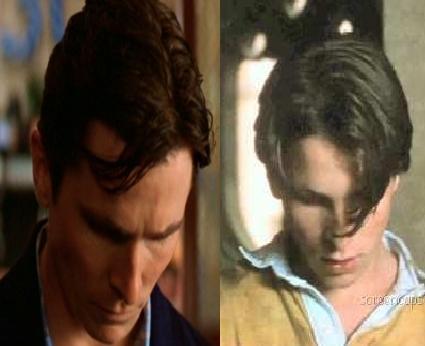 Hair Similarities