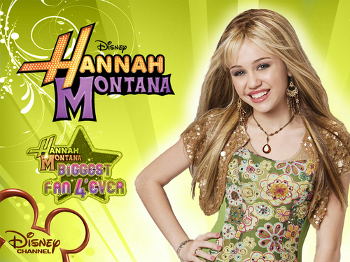 Hannah montana season 1 EXCLUSIVE fonds d'écran as a part of 100 days of hannah par dj !!!