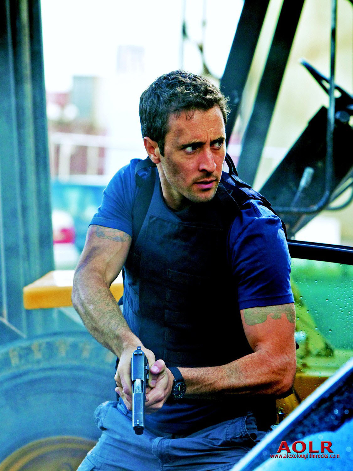 Hawaii Five-O Hawaii Five-0 Promotional Pictures
