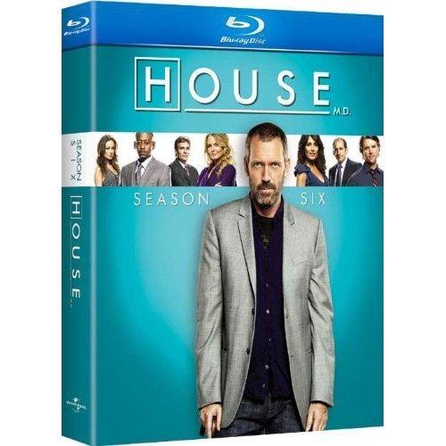 House, M.D.: Season Six DVD