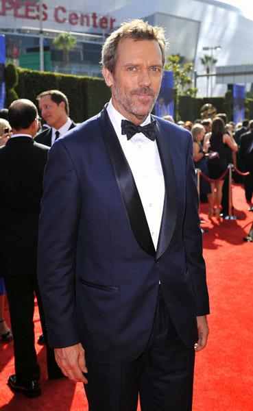 Hugh Laurie- Emmy Awards 2010
