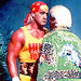 Hulk Hogan & Ric Flair - professional-wrestling icon
