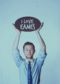 I love Eames - arthur-and-eames photo