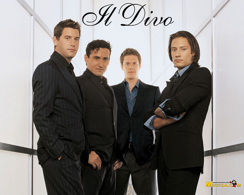 Il Divo wallpaper