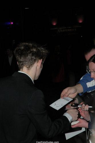 Jamie گھنٹی, بیل King Kong London Premiere