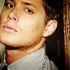 Jensen Ackles photo containing a portrait titled Jensen A.