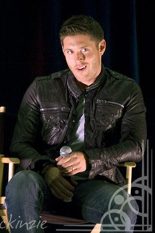 Jensen at VanCon 2010
