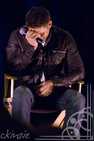 Jensen at VanCon 2010