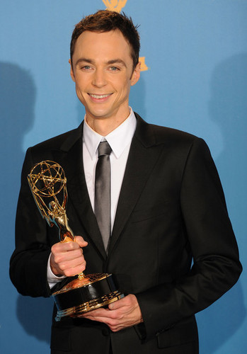 Jim @ 62nd Annual Primetime Emmy Awards - Press Room
