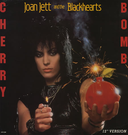 Joan Jett images Joan Jett-Cherry Bomb wallpaper and background photos