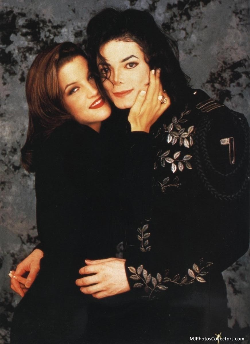 Michael Jackson couple