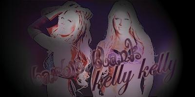 Kelly Kelly 바탕화면