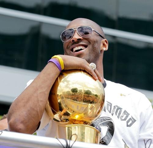 Los Angeles Lakers hình nền called Kobe Bryant