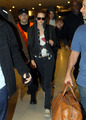 Kristen at the airport - twilight-series photo