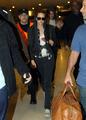Kristen at the airport - twilight-series photo