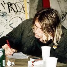 Kurt writting