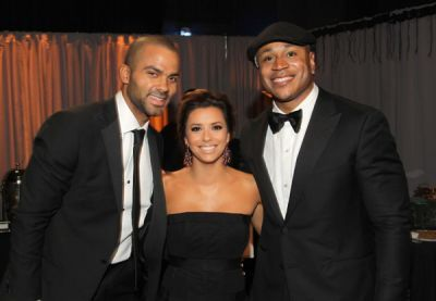 LL Cool J attends the Emmys!