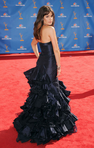 Lea M. @ the 62nd Emmy Awards
