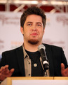 Lee DeWyze @ the Press Conference to Start Feeding America's Hunger Action Month