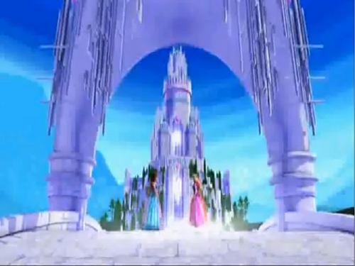 barbie and the diamond castle images liana and alexa hd