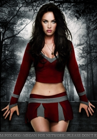 MF - Jennifer's Body Poster
