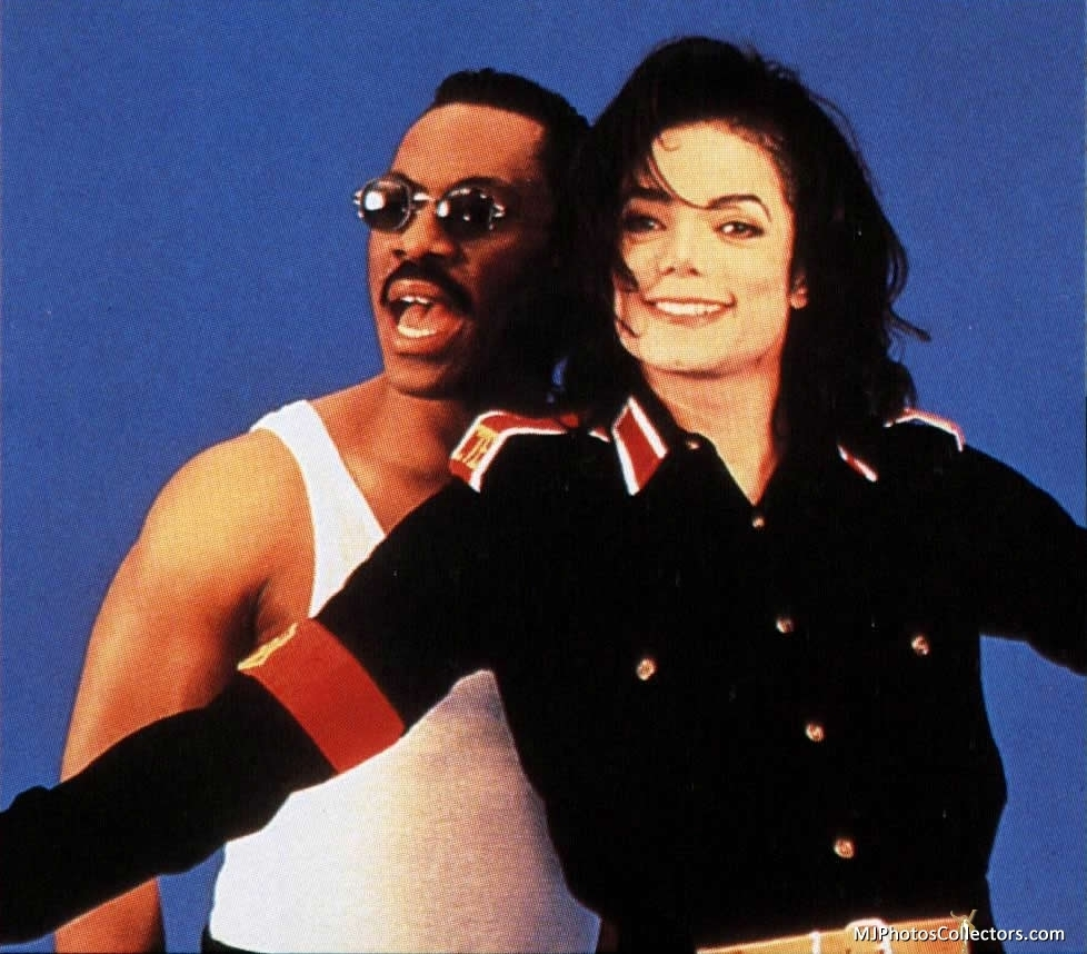 MJ Whatzupwitu Video