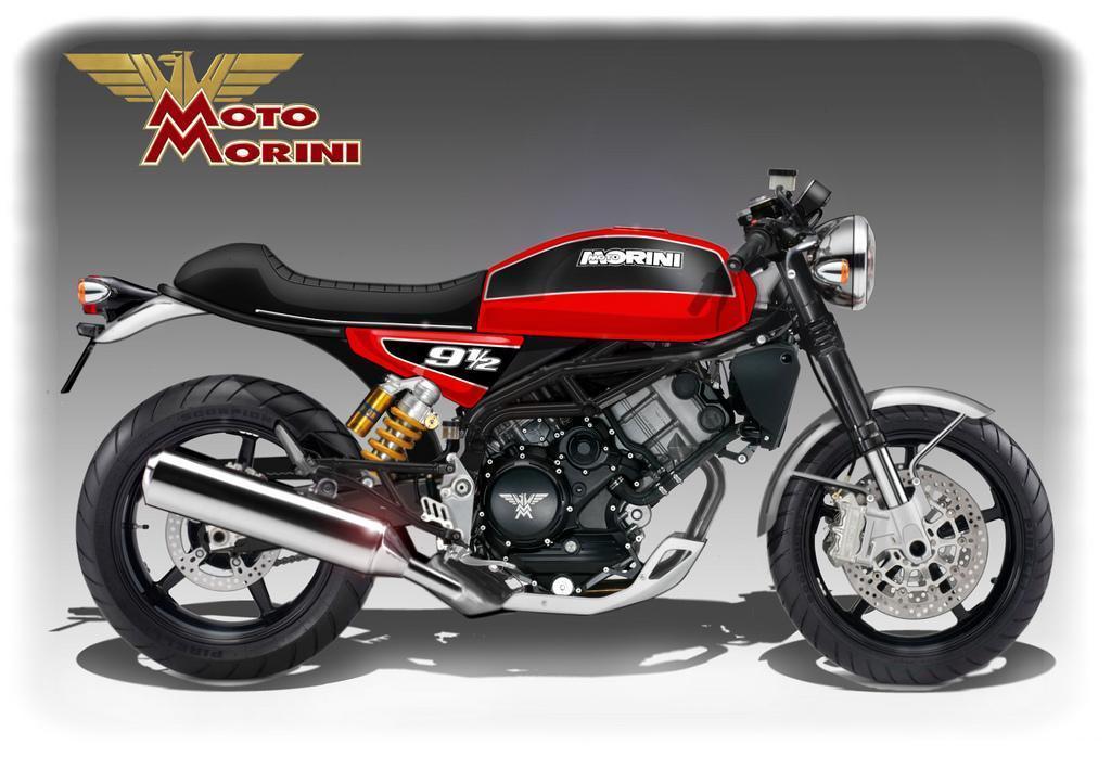 Motorcycles moto morini sport