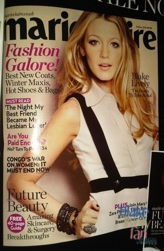 Marie Claire UK 2010