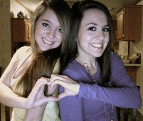Megan-&-Liz-Hearts