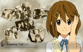 Memories Of  Yui - k-on wallpaper