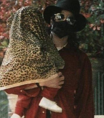 Michael & baby Prince