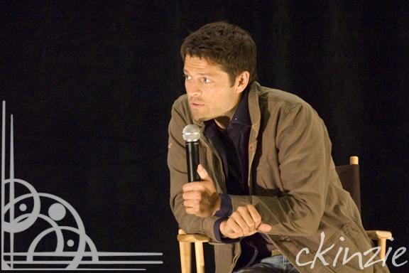 Misha at VanCon 2010