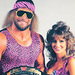Miss Elizabeth & Randy Savage - professional-wrestling icon