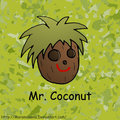 Mr. Coconut - total-drama-island fan art