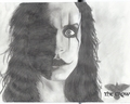 My Drawing of The Crow - the-crow fan art