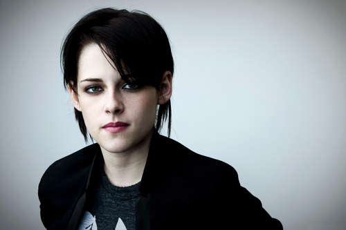 Kristen Stewart wallpaper probably with an outerwear and a pullover called NY Times PTS for New Moon promos