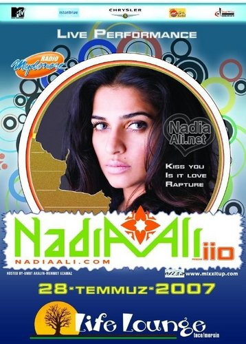 Nadia Promotional Posters