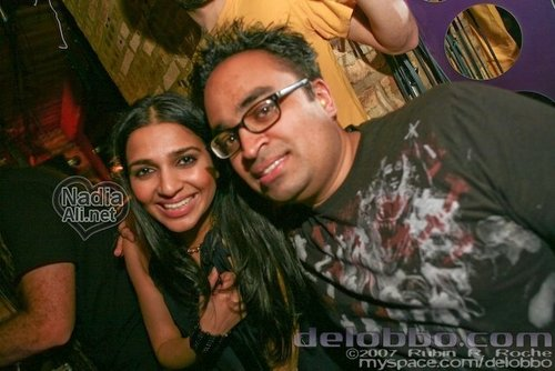 Nadia on The DJ Sultan US/Canada Tour in November