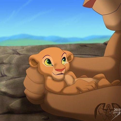 The Lion King wallpaper titled Nala