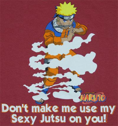 Naruto WARNING